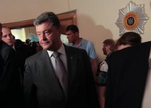 Порошенко: Украина  получила президента в первом  туре