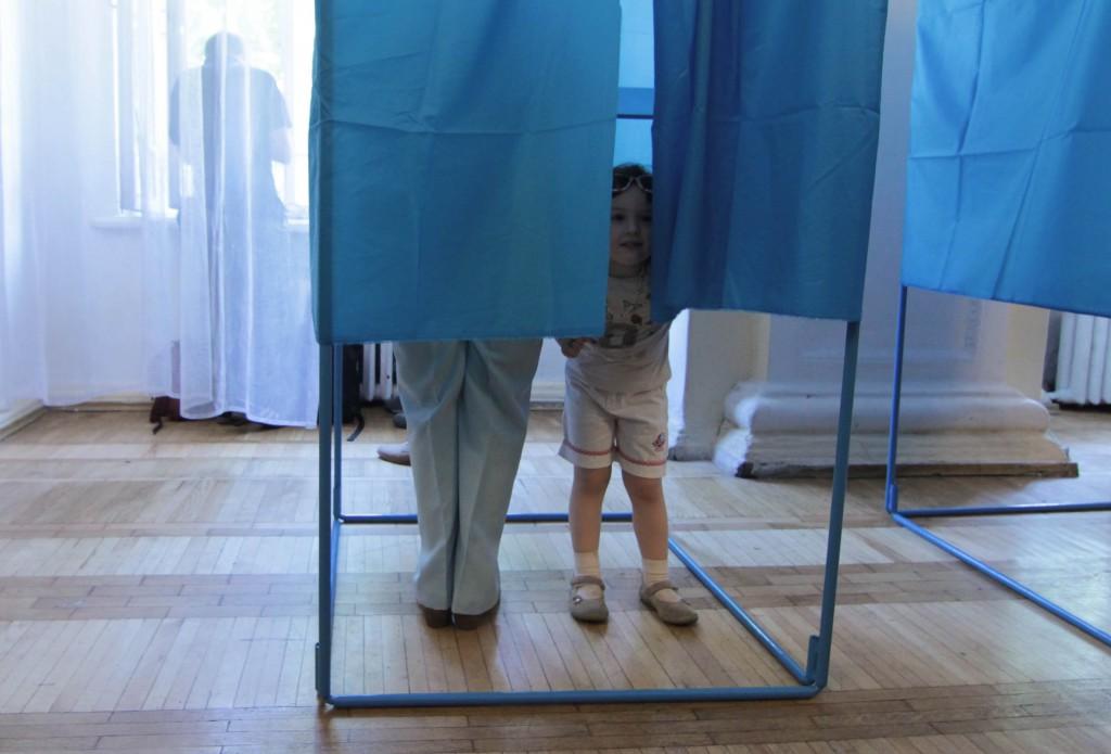 Предварительные результаты выборов будут обнародованы в 20.00