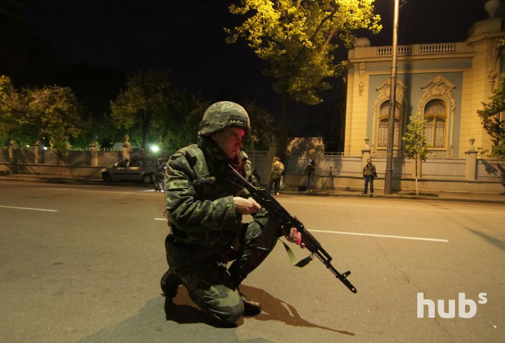 С начала АТО погибли 14 украинских военнослужащих