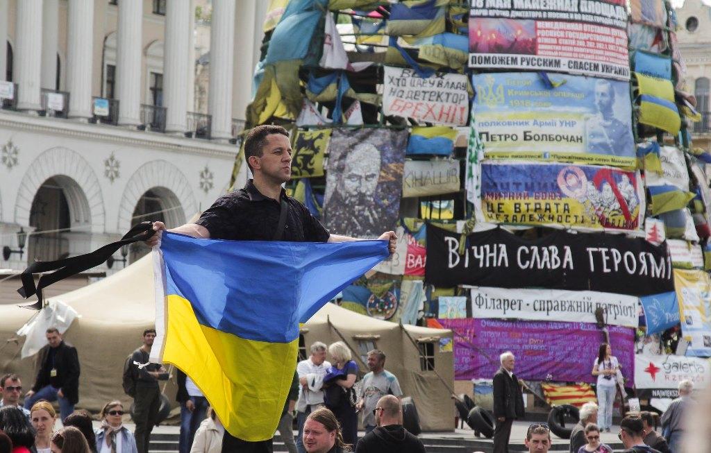 C начала кризиса в Украине погибли уже 250 человек