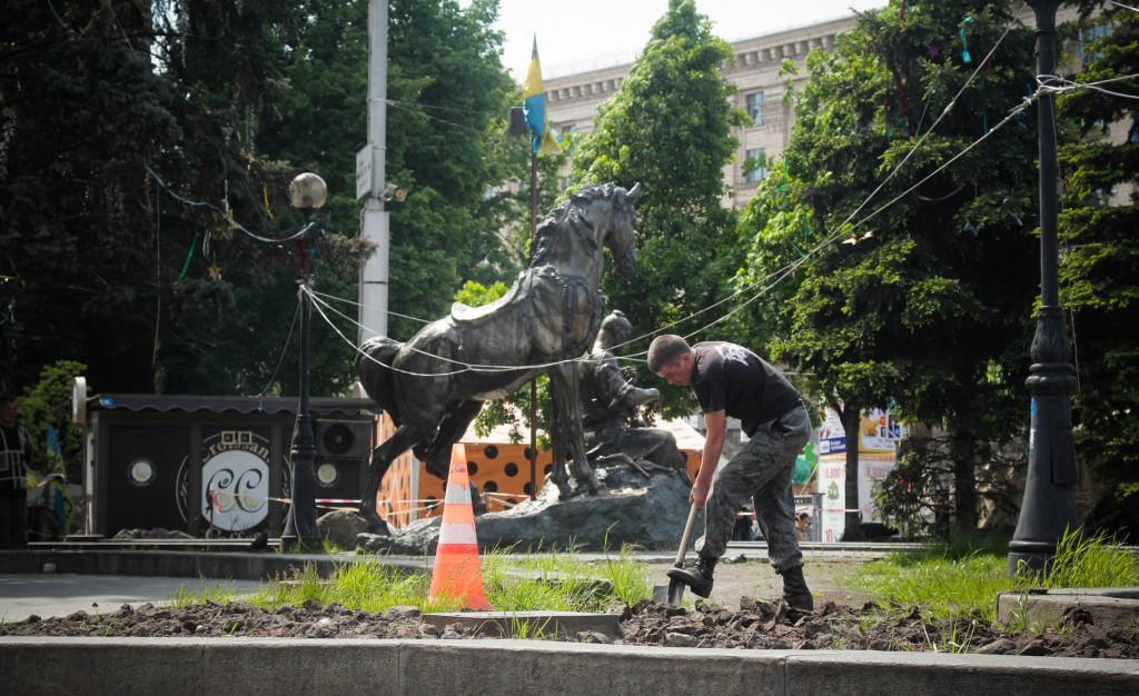 Как бизнес страдает из-за Майдана