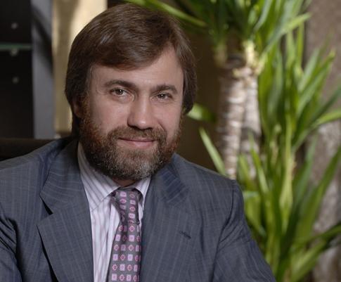 Миллиардер Новинский допускает продажу бизнеса в Крыму