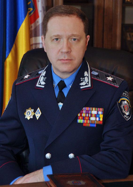 Милицию Донецка возглавил начальник времен Януковича