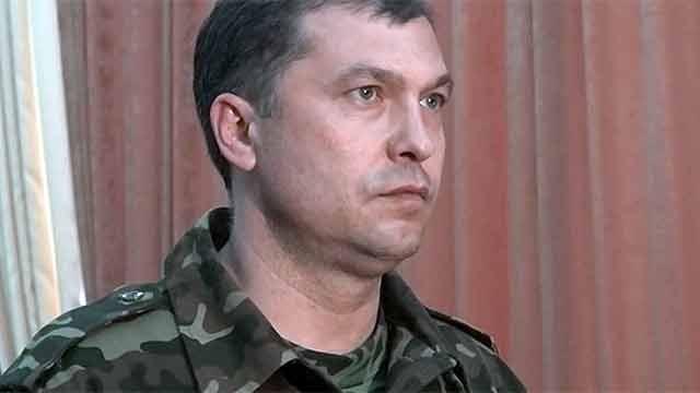 Болотов объявил на Луганщине