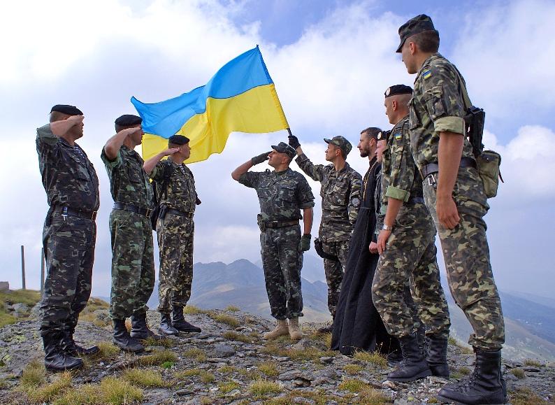 На Луганщине неизвестные пытались засыпать защитный ров на границе Украины