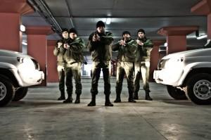 Автодилеры Донбасса собрали свой «батальон»