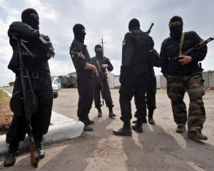 На Луганщине снова идет бой