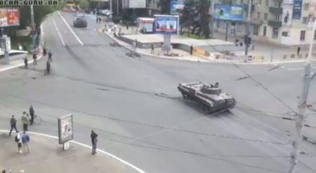 На Донбассе начала очередная фаза АТО