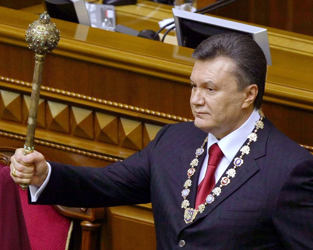 Янукович практически признал украинские выборы