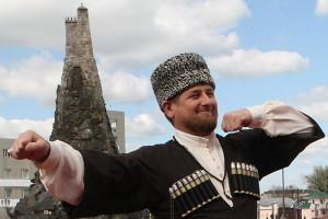 Если же в зоне конфликта кто-то видел чеченца, то это - его личное дело - Кадыров