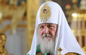 Патриарх Кирилл поздравил Порошенко