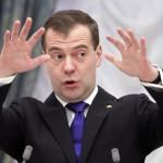 Премьер РФ Медведев прятался от антикоррупционных митингов на курорте