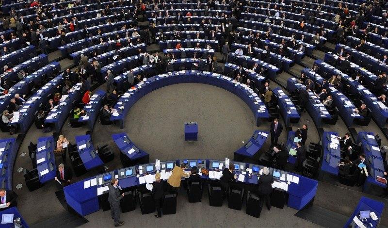 Сегодня начинаются выборы в Европарламент
