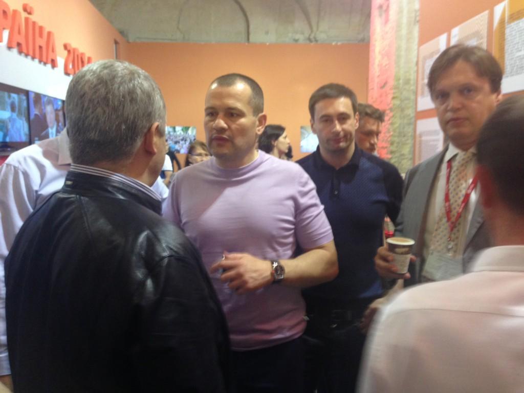 Близкий соратник Кличко Палатный обсуждает результаты выборов в Киевсовет