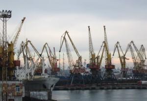 Одесский порт углубит акваторию без подрядчиков