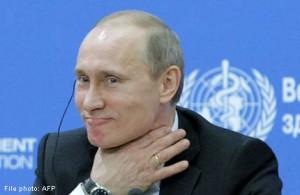 Путин повесится на собственной веревке