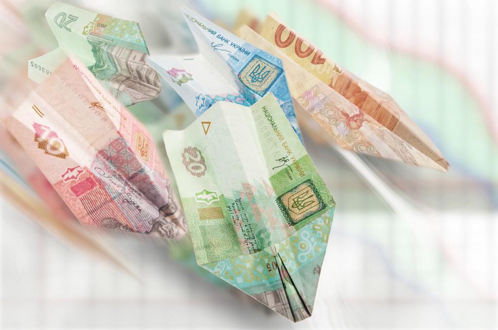 Украинские банки потеряли за первый квартал почти 100 млрд гривен