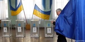 В Херсоне избирательный участок забросали «коктейлями Молотова»