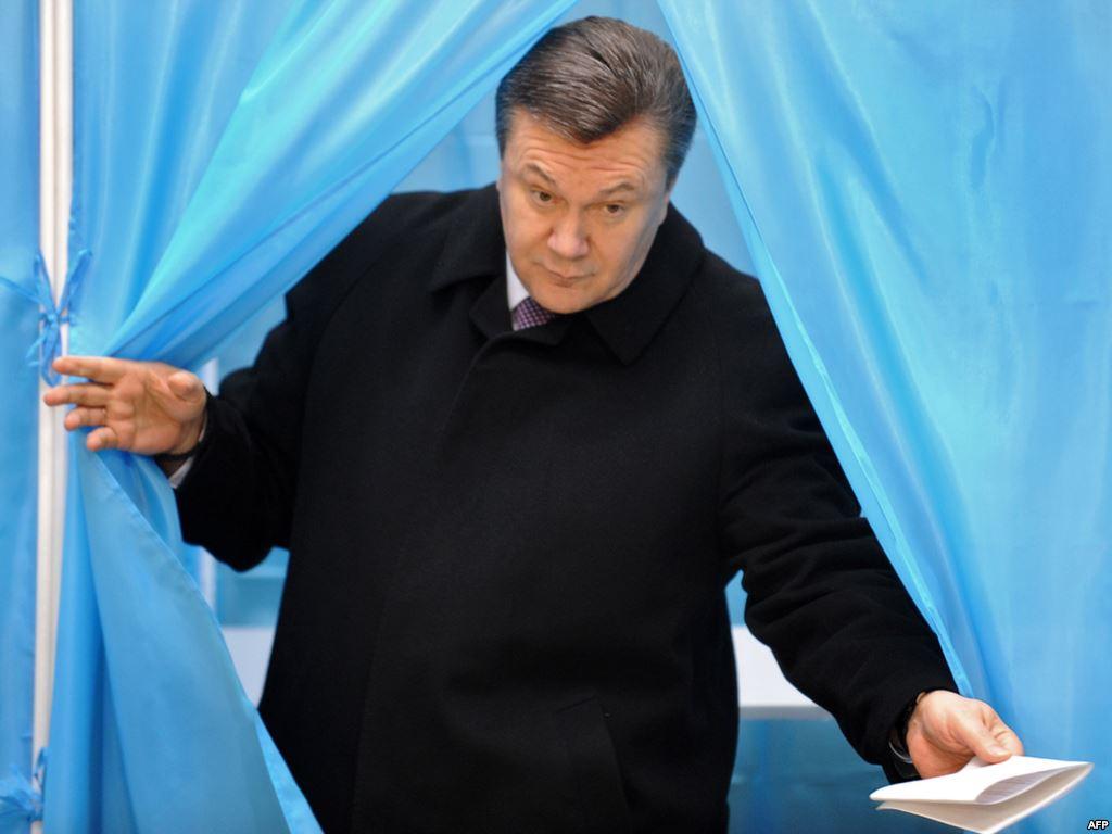 В Ростове можно проголосовать за президента Украины