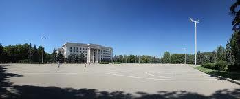 В Одессе на Куликовом поле установят новый палаточный городок