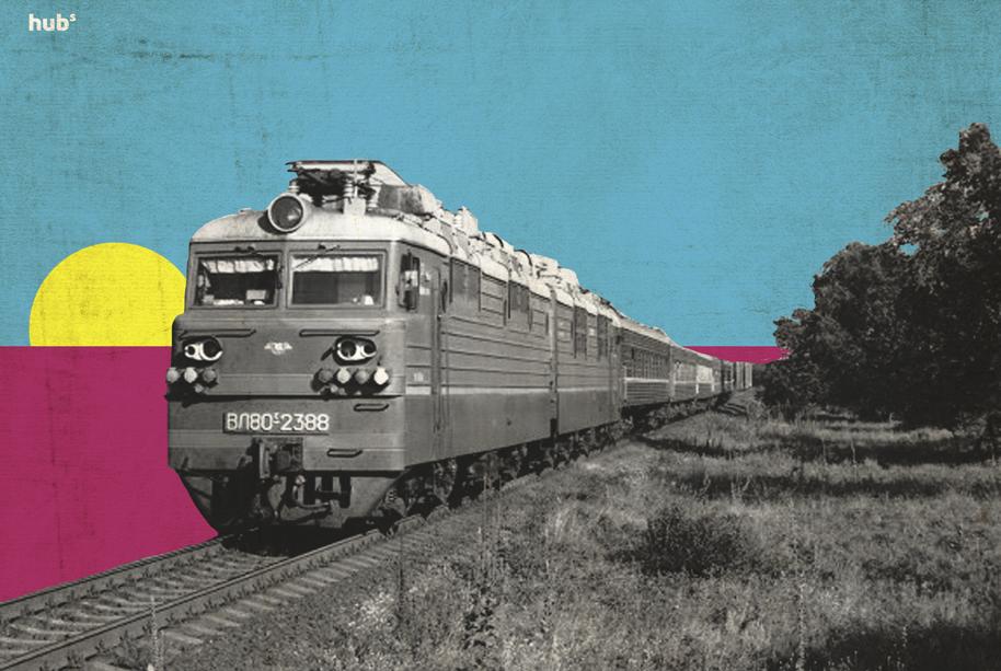 Кому принадлежит первый частный поезд в Украине