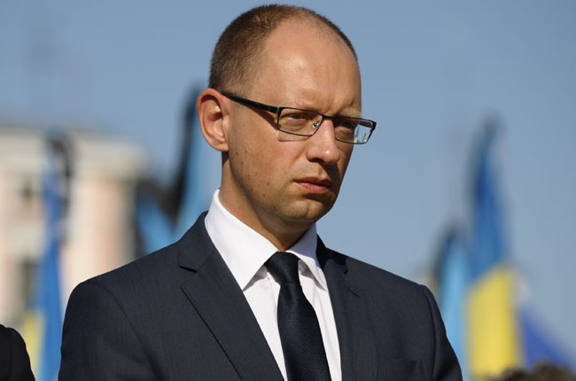 Яценюк: Россия ведет войну с экспортом украинских труб