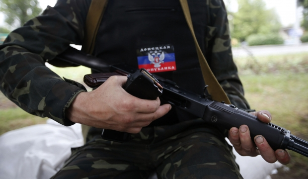 Террористы взяли в заложники село на Луганщине