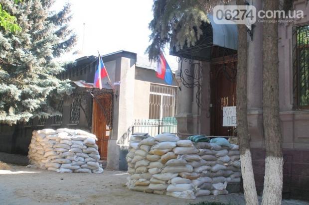 В Артемовске закрыли два штаба ДНР - СМИ