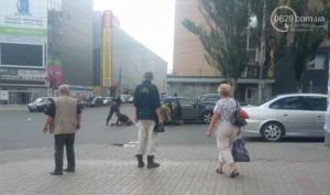В Мариуполе похитили