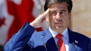 Саакашвили: «Порошенко подходит на роль главнокомандующего»