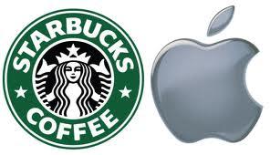Apple и Starbucks подозревают в уклонении от налогов