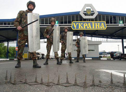 Силы АТО заблокируют границу с Россией 14 июня