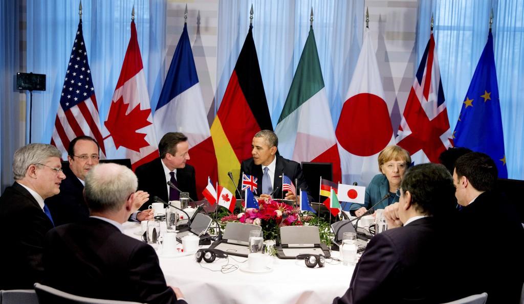 Страны G7 поддержат Украину в реструктуризации долгов