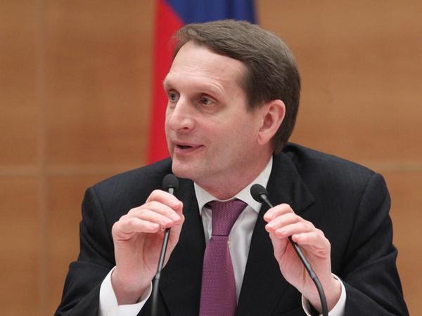 Украина аннексировала Крым в 1991 году - спикер Госдумы