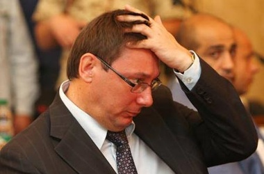 В Украину проехали 15 грузовиков с террористами - Луценко