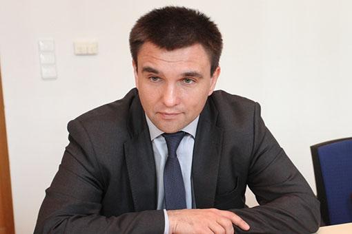 Порошенко предлагает ВР назначить Климкина главой МИД