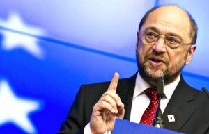 Глава Европарламента Мартин Шульц подал в отставку