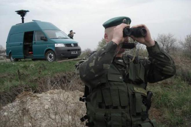 Боевики ночью обстреляли блокпост под Донецком