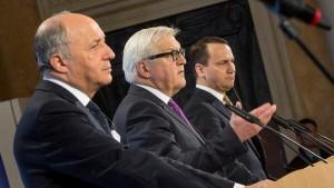 Сегодня начинаются антикризисные переговоры в формате Германия-Польша-Россия
