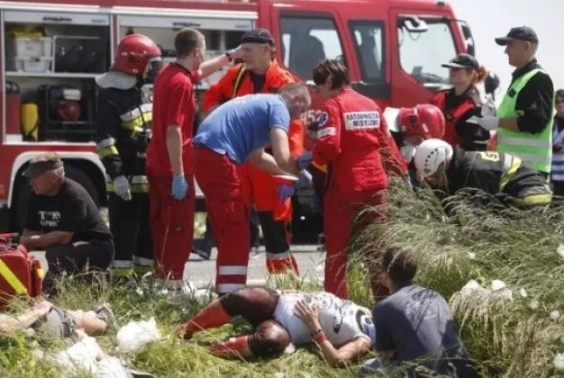 В Польше разбился автобус с украинцами. Есть жертвы