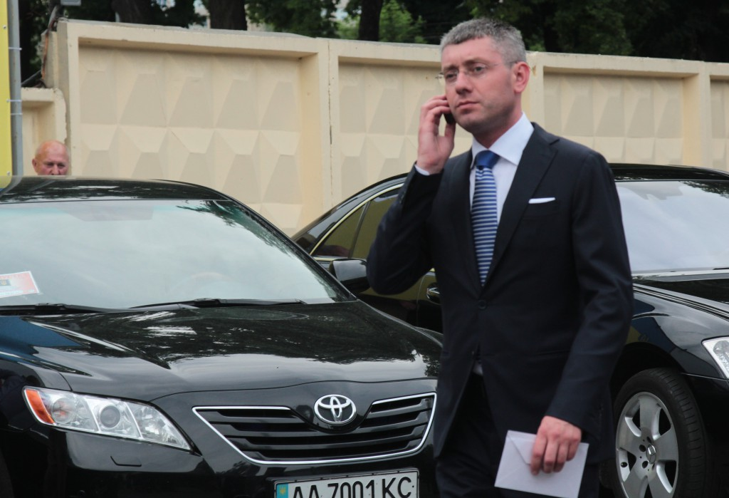 депутат «Партии регионов» Сергей Кацуба