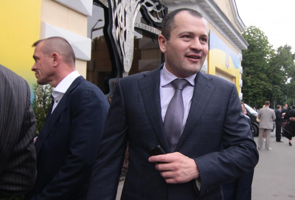депутат от партии «Удар» Андрей Палатный