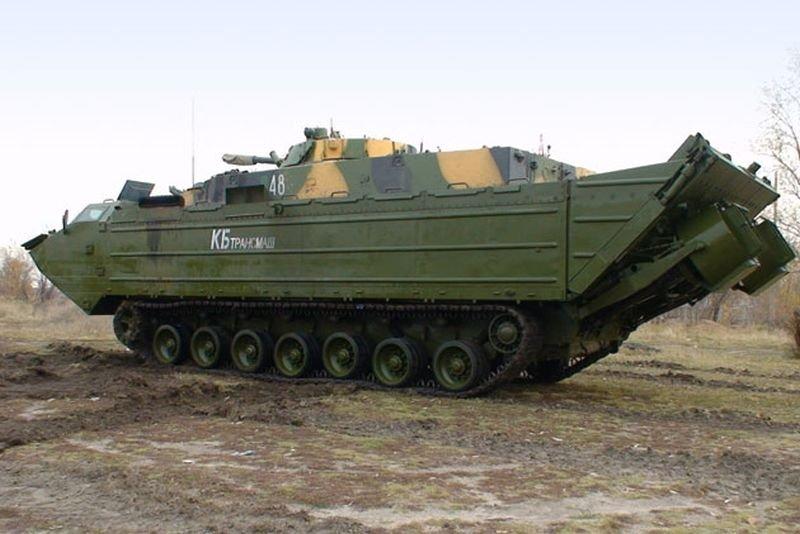 МВД: Прибывшая из России бронетехника будет уничтожена