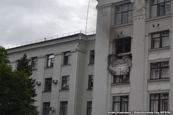 МВД: Из-за взрыва в Луганской ОГА погибли 8 человек
