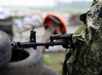 Силовики устанавливают новые блокпосты около Артемовска