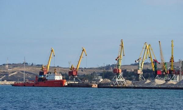 Украина может закрыть порты в Крыму