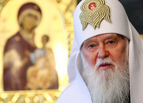 Филарет: Крымская «власть» отбирает храмы у Киевского патриархата