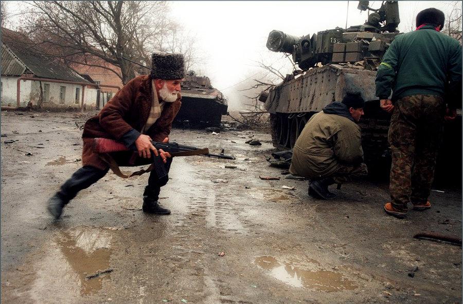 В России уже идет война