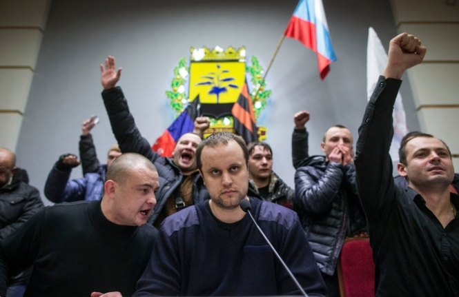 Губарев заплатит $ 1 млн за поимку Коломойского