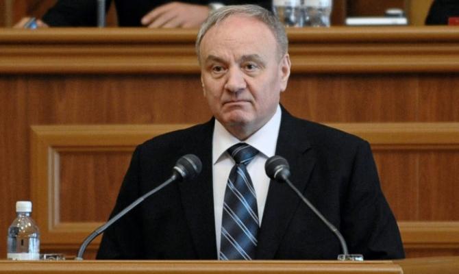 Армия России нарушает нейтралитет Молдовы